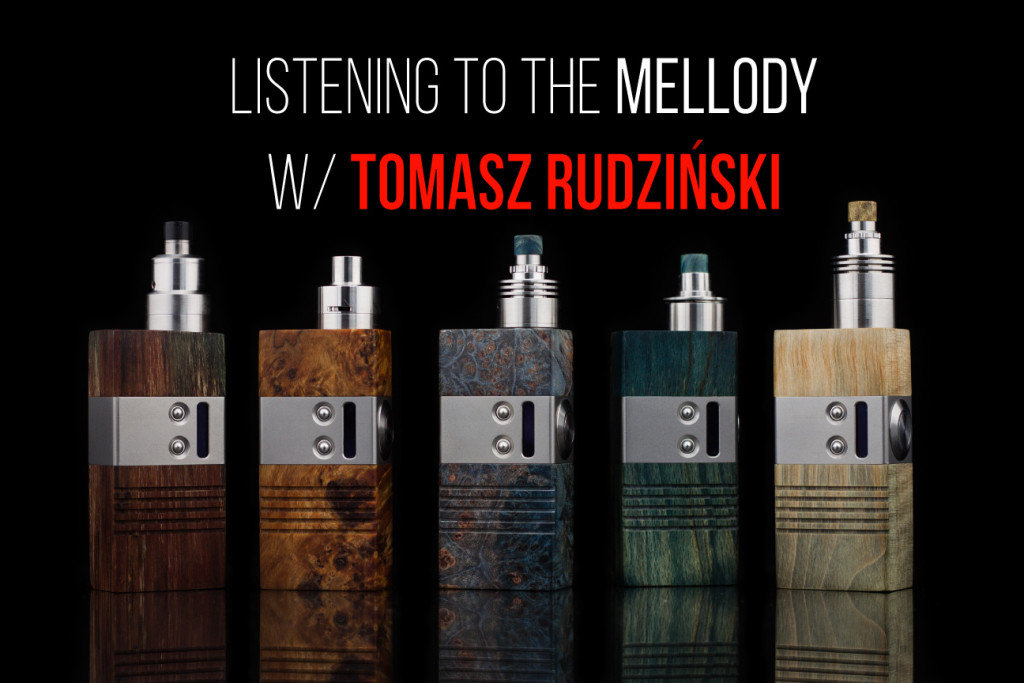 Listening to The Mellody With Tomasz Rudziński